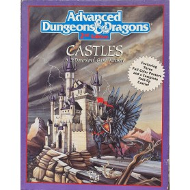 Castles 3 Dimensional Game Accessory - Boxed Set