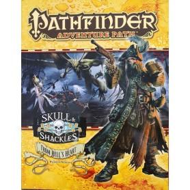 Pathfinder Adventurepath - Skull & Shackles - Volume 6
