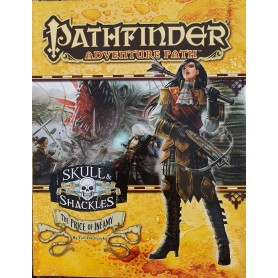 Pathfinder Adventurepath - Skull & Shackles - Volume 5