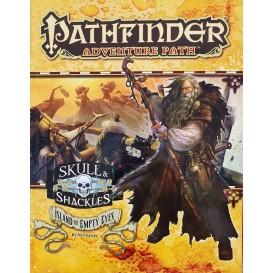 Pathfinder Adventurepath - Skull & Shackles - Volume 4