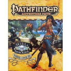 Pathfinder Adventurepath - Skull & Shackles - Volume 2