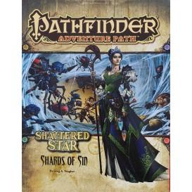 Pathfinder Adventure Path - Shattered Star (Série Completa)